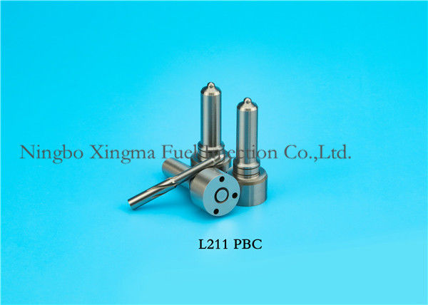 Common Rail Delphi Injector Nozzles , Diesel Engine Injector Spare Parts
